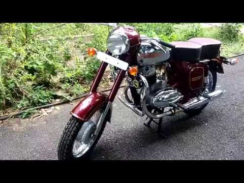 JAWA 250 FULLY RESTORED ENGINE SOUND (JAWA YEZDI GENUINE SPARES ARE AVAILABLE 9491220222)