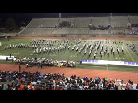 Permian Band at 2016 UIL Area Competition