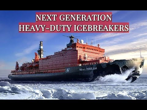 Russia Builds New Big, Bad Nuclear-Powered Icebreakers To Secure The Arctic As Russian Territory
