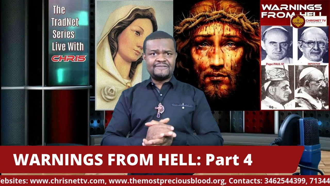 WARNINGS FROM HELL: Part 4 (The Tridentine Mass Or The New Ordo Missae) ?