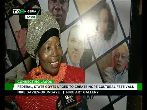 Connecting Lagos Concert : Govts urged to organise more cultural festivals