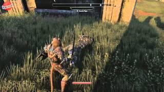 The Elder Scrolls Online: Разработчики о геймплее - Кузнечное дело RUS