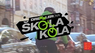 Dresslerova Škola kola - Město a překážky