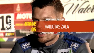 Dakar 2020 - Stage 5 - Portrait of the day - Vaidotas Zala