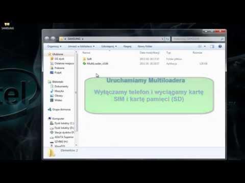 Jak wgrać szybszy system na Samsung Wave 533 | #2 Wgranie systemu