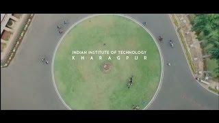 IIT Kharagpur from air
