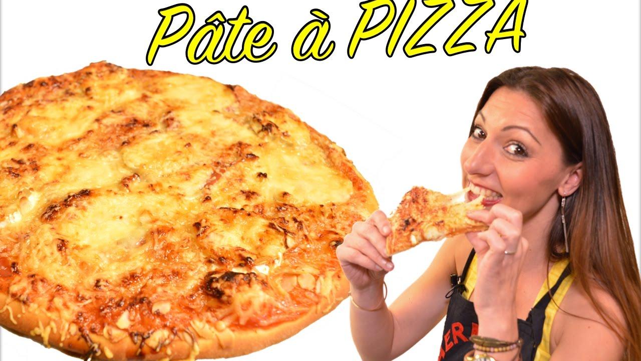 Pâte à Pizza, recette au Thermomix - YouTube