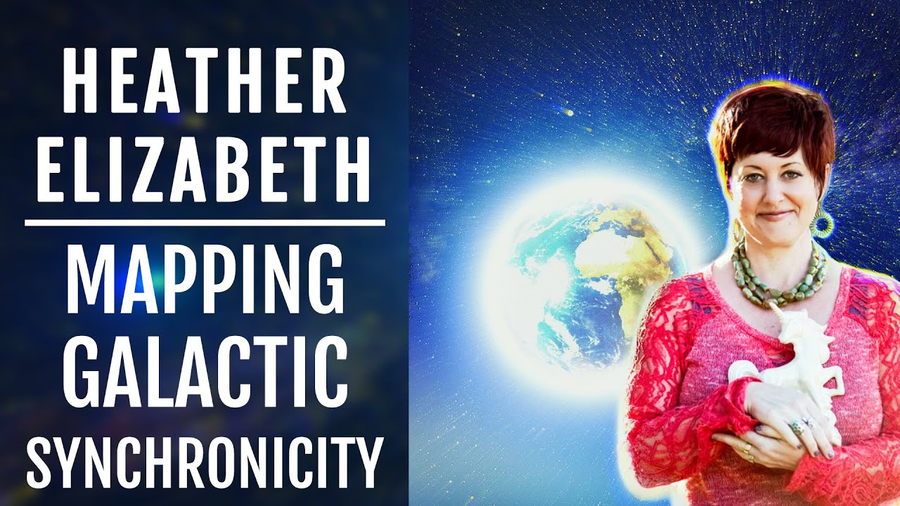 Heather Elizabeth   The Year of the White Wizard: Mapping Galactic Synchronicity