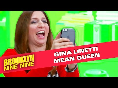 Gina Linetti: Mean Queen | Brooklyn Nine-Nine