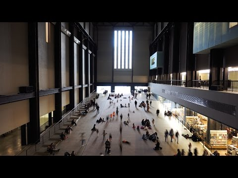 #001 The Tate Modern London  - A Vlogumentary