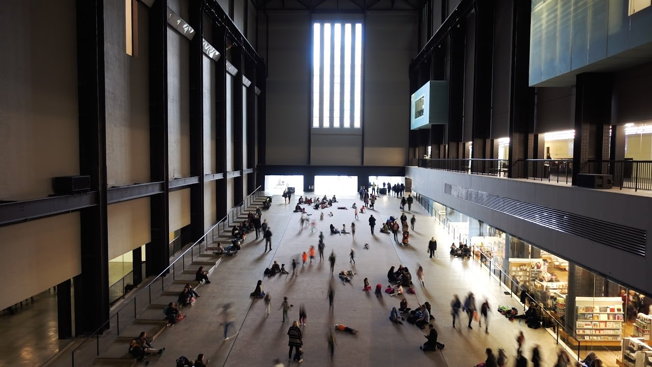 #001 The Tate Modern London - a Vlogumentary - YouTube