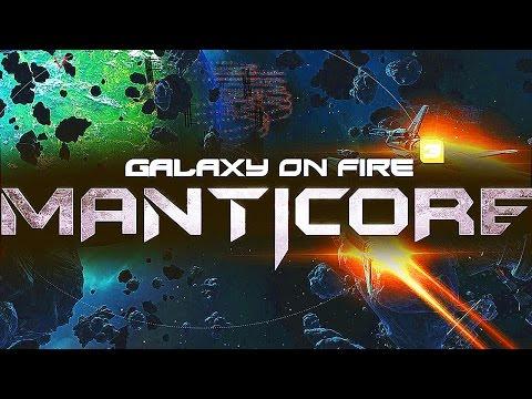 Galaxy on Fire 3 - Manticore - Обзор игры на андроид - Скачать?