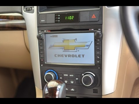 Audio Mobil Jakarta CHEVROLET CAPTIVA | 3Way Only With MS8 Without External Amplifier