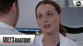Jo Admits She Is Not OK - Grey's Anatomy Season 15 Episode 25