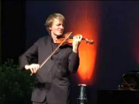 Maxim Kosinov | Ysaye Solo Violin Sonata # 6 | Michael Hill Violin Competition | 2009