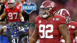 New York Jets NFL Draft Preview 2019 (Part 1): What should the Jets do at the number 3 pick?