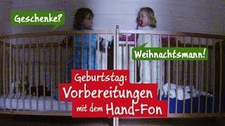 Geburtstag Geschenke? Anruf beim Weihnachtsmann ♥ Zwillinge unterhalten sich, lustige Kinder Videos
