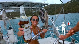 Traditions are traditions! Sailboat hitchhiker and crew connection success story on the White Pearl