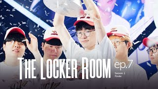 우승의 한 가운데서   T1 THE LOCKER ROOM EP.7