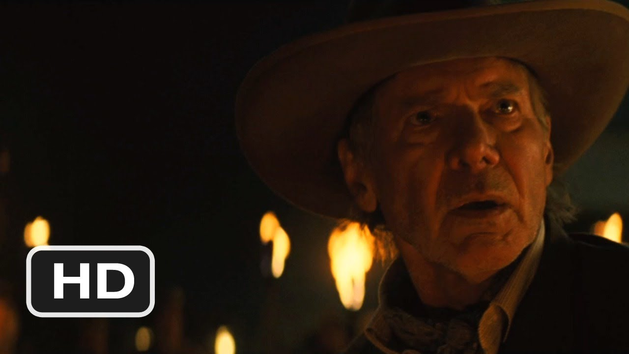 Cowboys Aliens 2011 Trailer 1 Movieclips Classic Trailers Youtube
