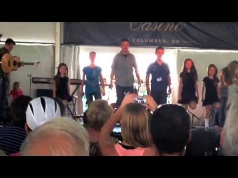 The Willis Clan - Dublin Irish Festival 2013