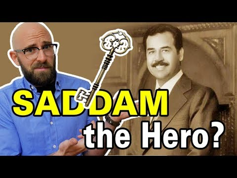 That Time Detroit Gave Saddam Hussein the Key to the City