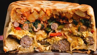 Breakfast Timpano