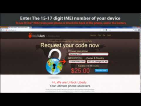 How to unlock htc Raider 4g