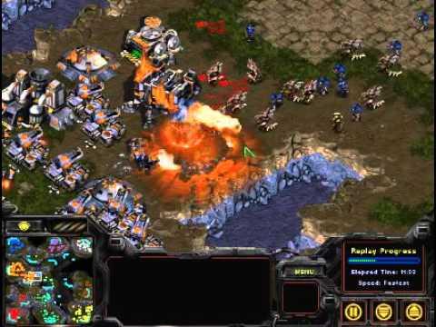 Download StarCraft Brood War - Terran vs 7 Random Computer - Big Game Hunters