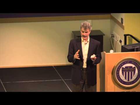 Urban Studies Annual Lecture Series 2016 - Gene Duvernoy