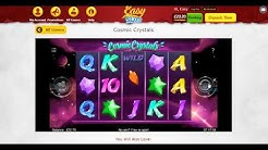 Cosmic Crystals  Game on Easy Slots
