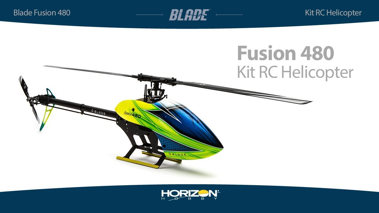 Blade Fusion 480 Kit Helicopter