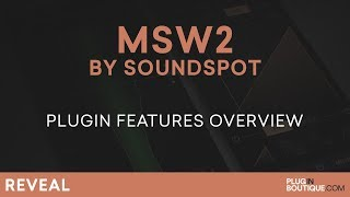 SoundSpot MSW2 | Multi-Band Stereo Imager Review of Features