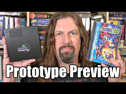 Seedi Prototype Preview - 90s CD Based Clone System - Teardown & Testing