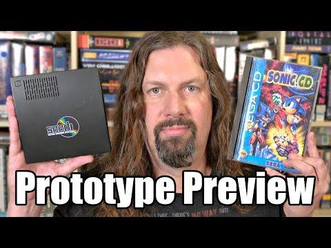 Seedi Prototype Preview - 90s CD Based Clone System - Teardown & Testing