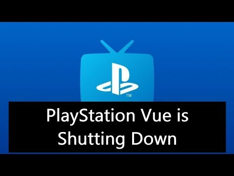 PlayStation Vue is