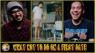 What Not To Do On A First Date   Jordindian Reaction and Discussion   Tinder