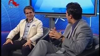 Rafael Lacava en Meridiano Televisión parte 2