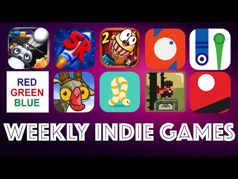 Drop the Chicken 2, SimpleRockets... | Weekly Mobile Games Ep. 6 | iOS, Android