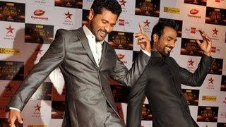 prabhudeva remo dsouza big star entertainment awards 2012