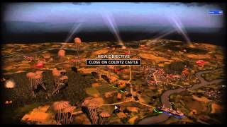 R.U.S.E. - 01 - Colditz Castle Walkthrough Gameplay