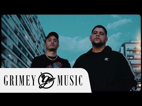 DAVE x WAOR - BANDIDOS (OFFICIAL MUSIC VIDEO)