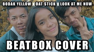 Bodak Yellow x Dat $tick x Look At Me Now - Cadri B x Rich Brian x Chris Brown - Beatbox Cover