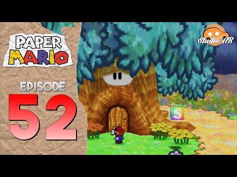 Paper Mario Episode 52 Dark Days In Flower Fields YouTube