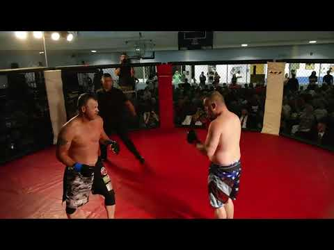 "MMA Trevor ""Whitehammer"" White vs Billy Craig"