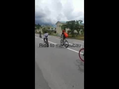 Ride to mengkubau,Brunei Darussalam