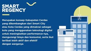Smart City | Motion Grafis Sleman Smart Regency