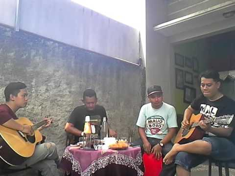 GARIS LINI akustik - Terbang the Fly (cover)