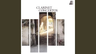 Concertino for Clarinet and Strings: Grave / Allegro Molto / Adagio / Allegro Risolto (Produced)