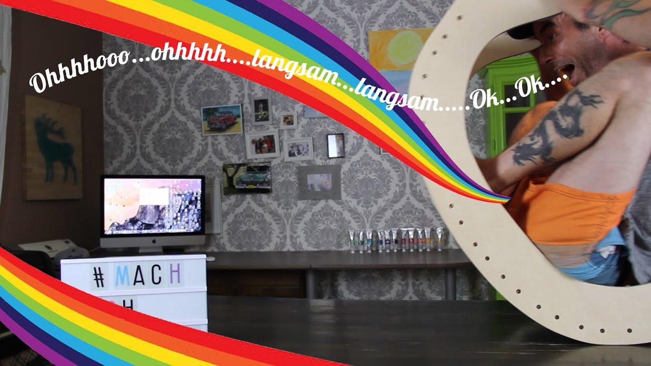 mach doch mal ne regenbogenwippe ohhhh langsam langsam youtube. Black Bedroom Furniture Sets. Home Design Ideas
